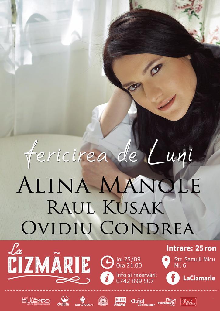Alina Manole @ La Cizmărie
