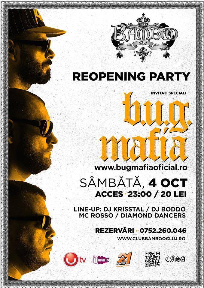 BUG Mafia @ Club Bamboo