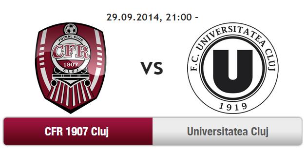 CFR 1907 – Universitatea Cluj