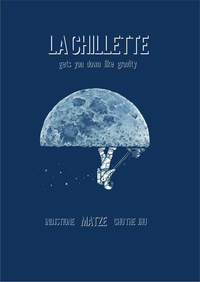 La Chillette w/ Matze, Indjstione si ChuTheJhu