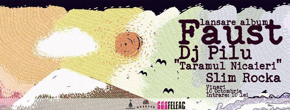 Faust & DJ Pilu @ La Gazette