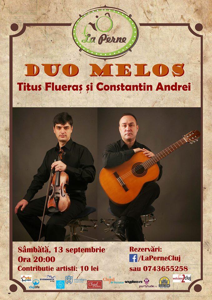 Duo Melos @ La Perne