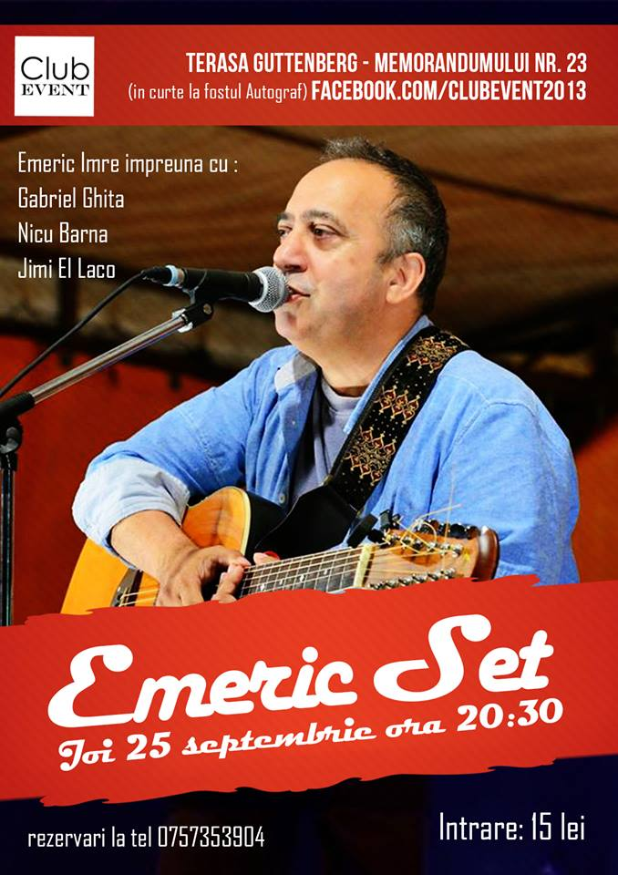Emeric Set @ Club Event
