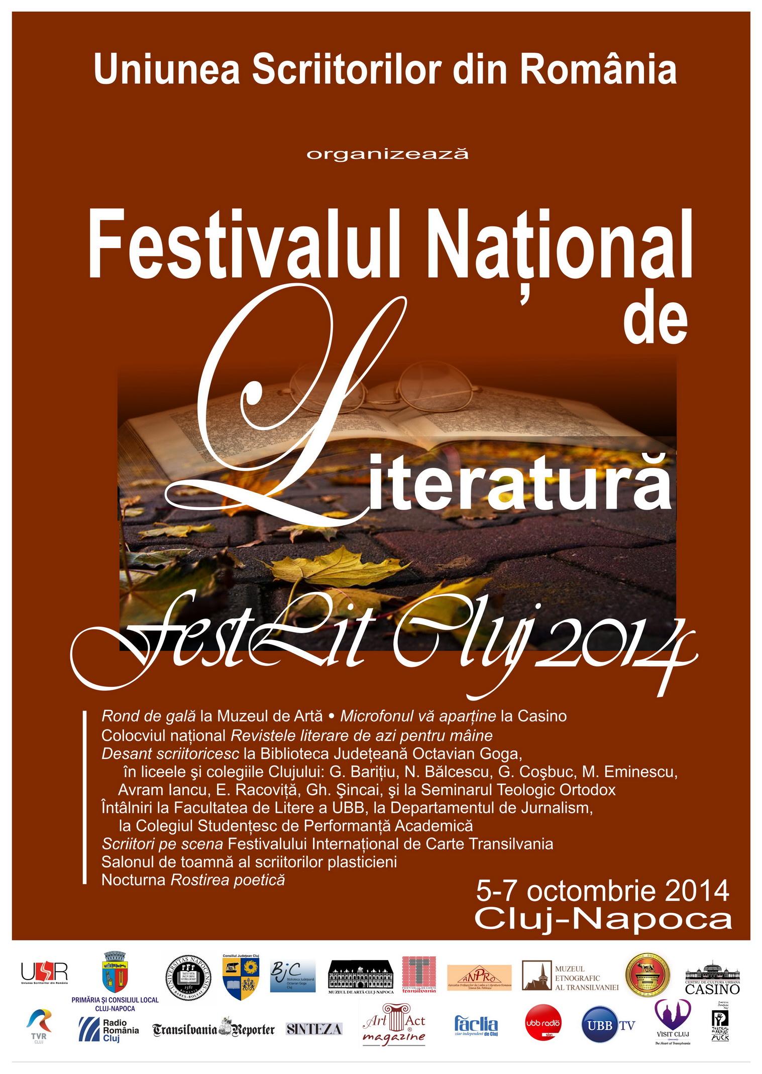 FestLit Cluj 2014