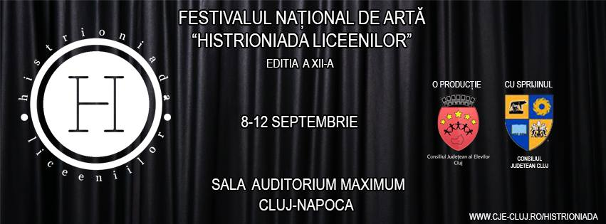 Festivalul National de Arta Histrioniada Liceenilor
