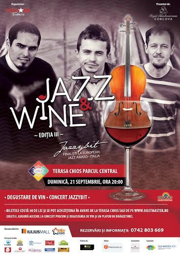 Jazz & Wine @ Chios