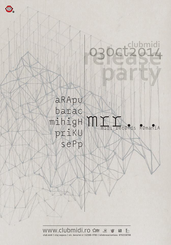 Midi Records Release Party