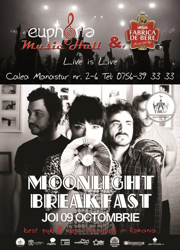 Moonlight Breakfast @ Euphoria Music Hall