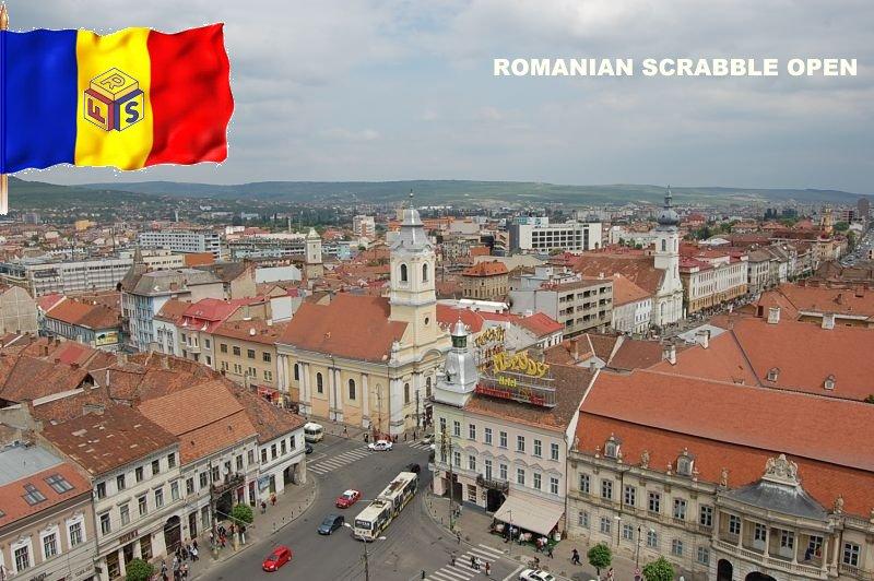 Romanian Open Scrabble Tournament