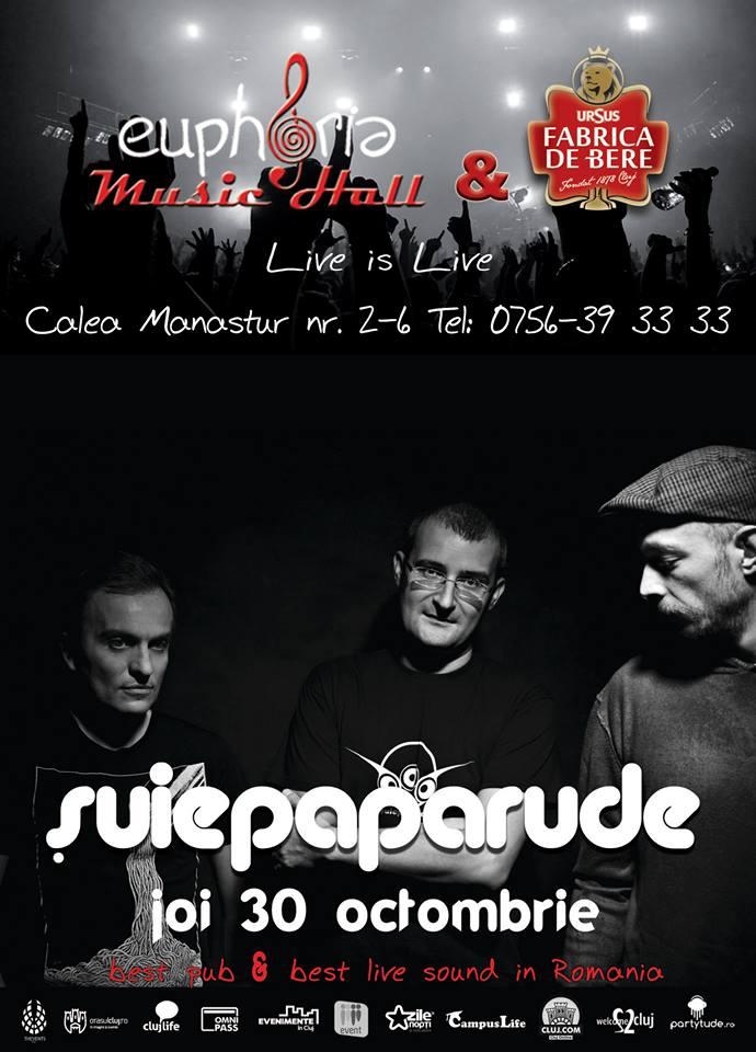 Suie Paparude @ Euphoria Music Hall