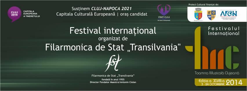 Toamna Muzicală Clujeană 2014
