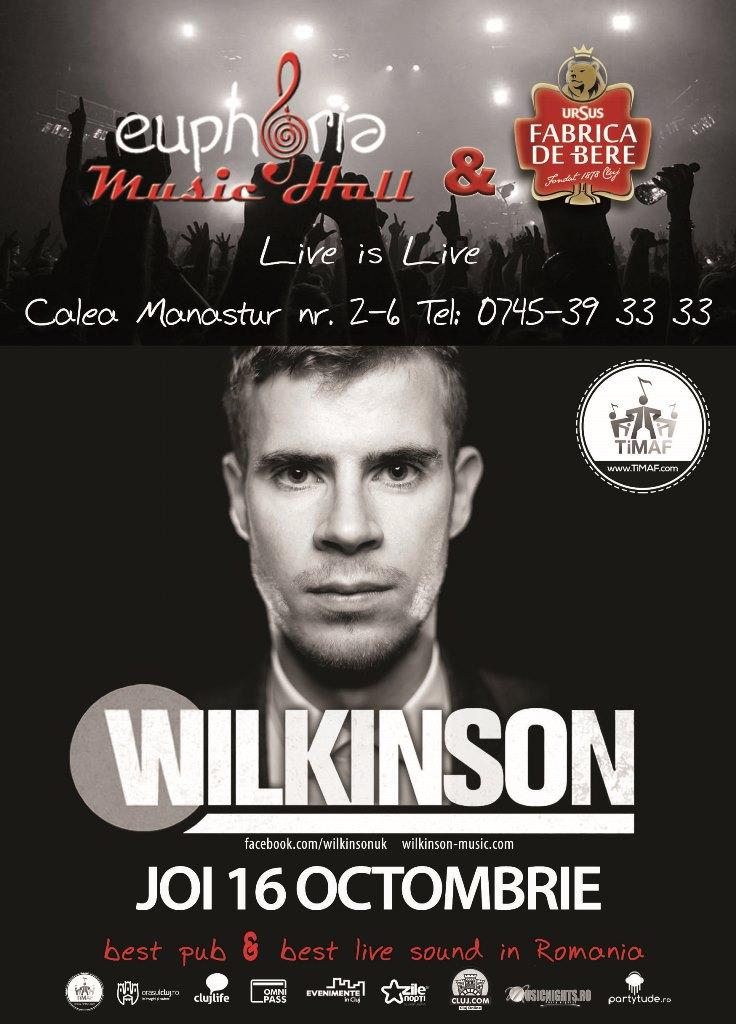 Wilkinson @ Euphoria Music Hall
