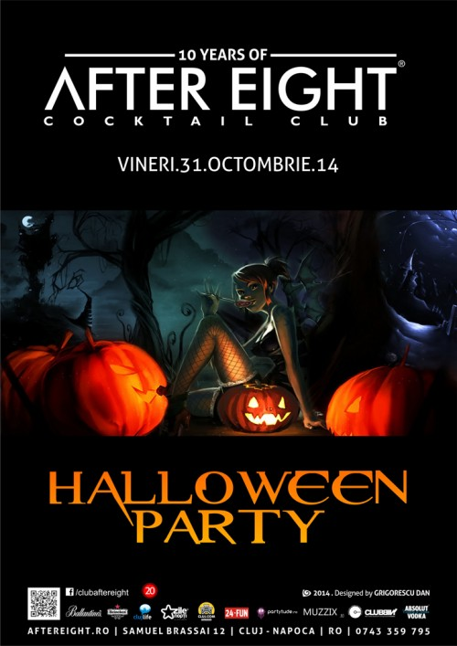 Halloween Party @ After Eight