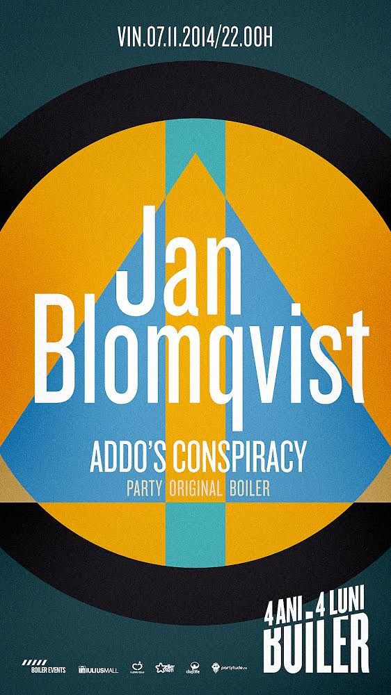 Addos's Conspiracy: Jan Blomqvist