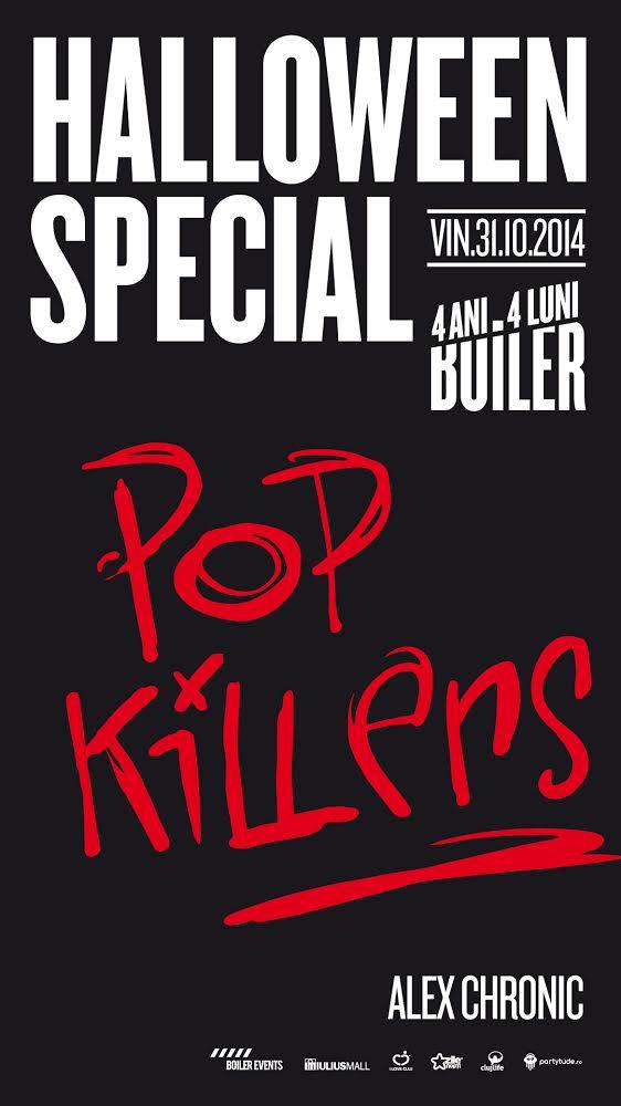 Halloween Special: Pop Killers