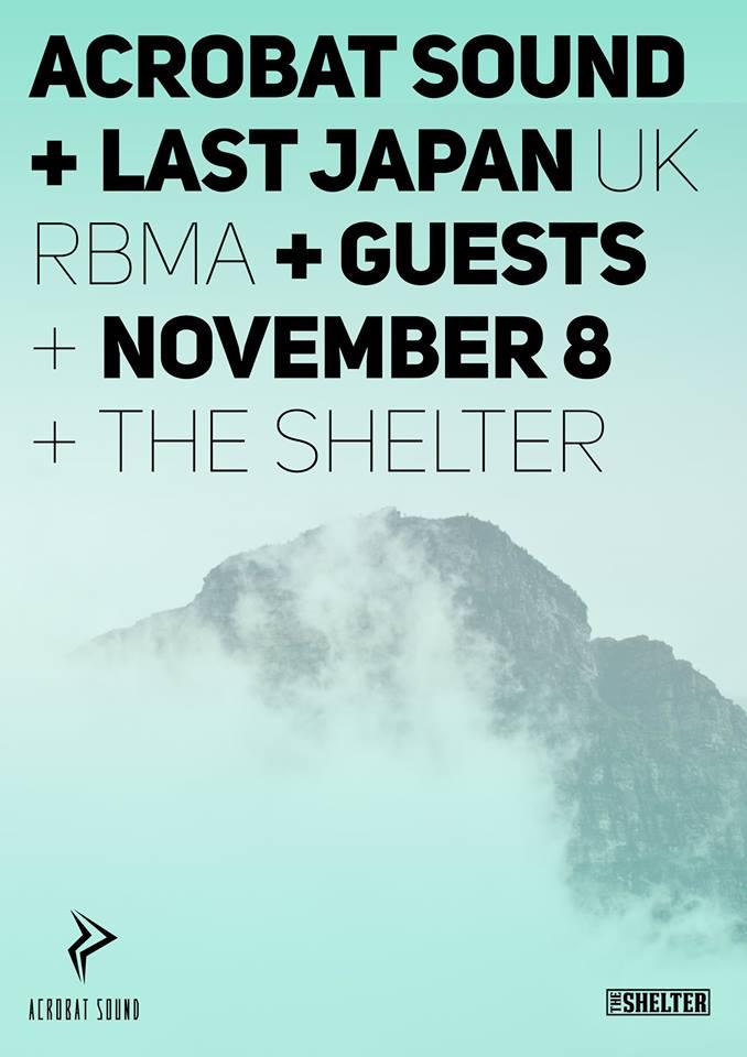 Last Japan @ The Shelter