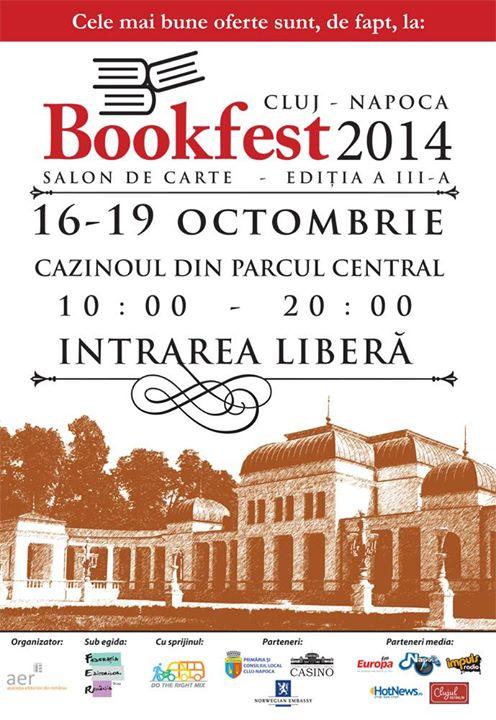 Bookfest 2014 @ Cladirea Casino