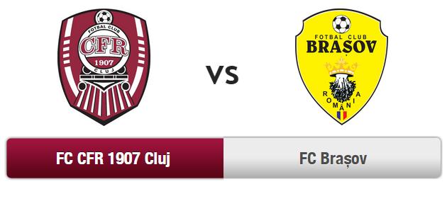 CFR Cluj – FC Brasov