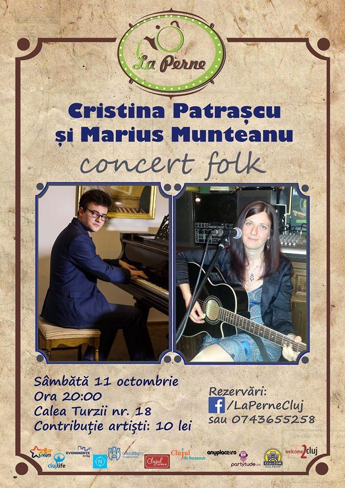 Concert folk @ La Perne