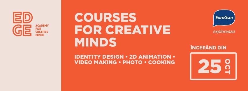 Edge Academy – Courses for creative minds
