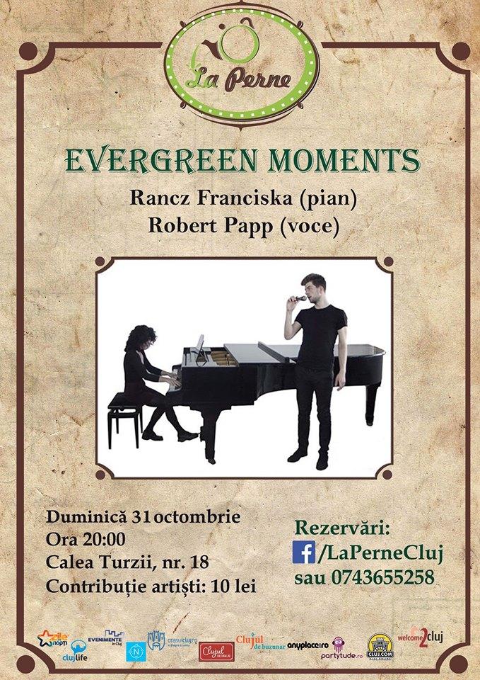Evergreen Moments @ La Perne