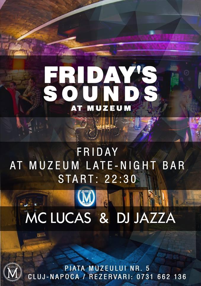 Friday Sounds @ Muzeum