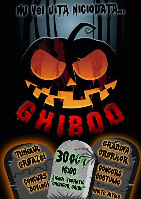 Ghiboo – Halloween Party