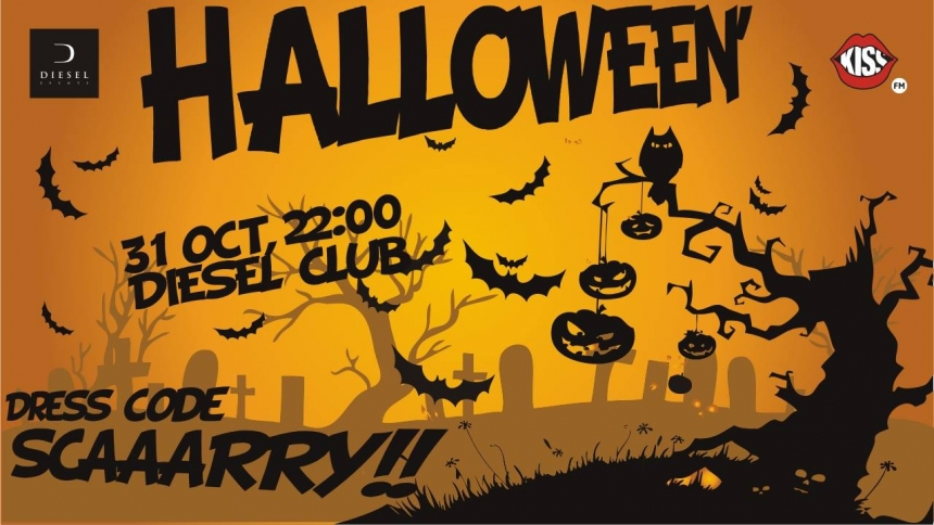 Halloween Party @ Diesel Club