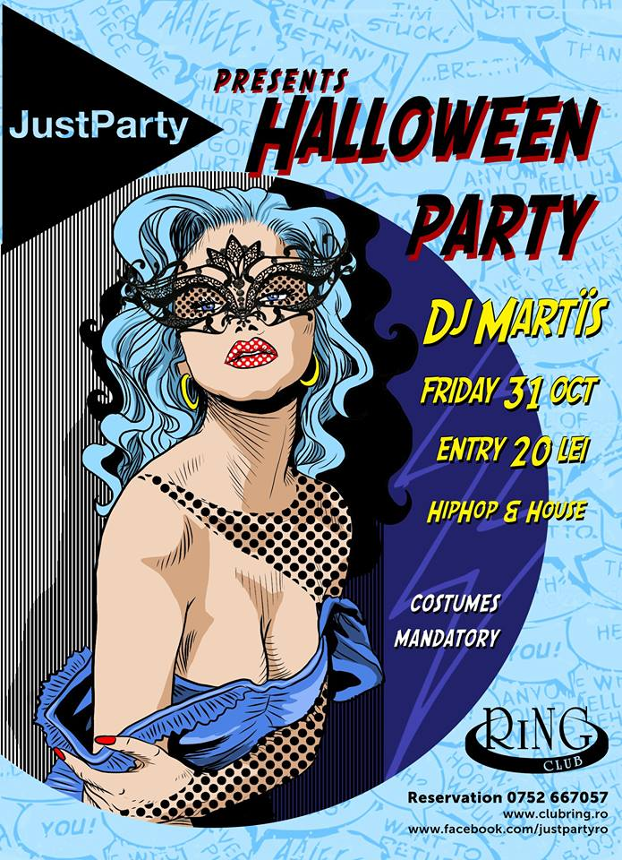 Halloween Party @ Club Ring