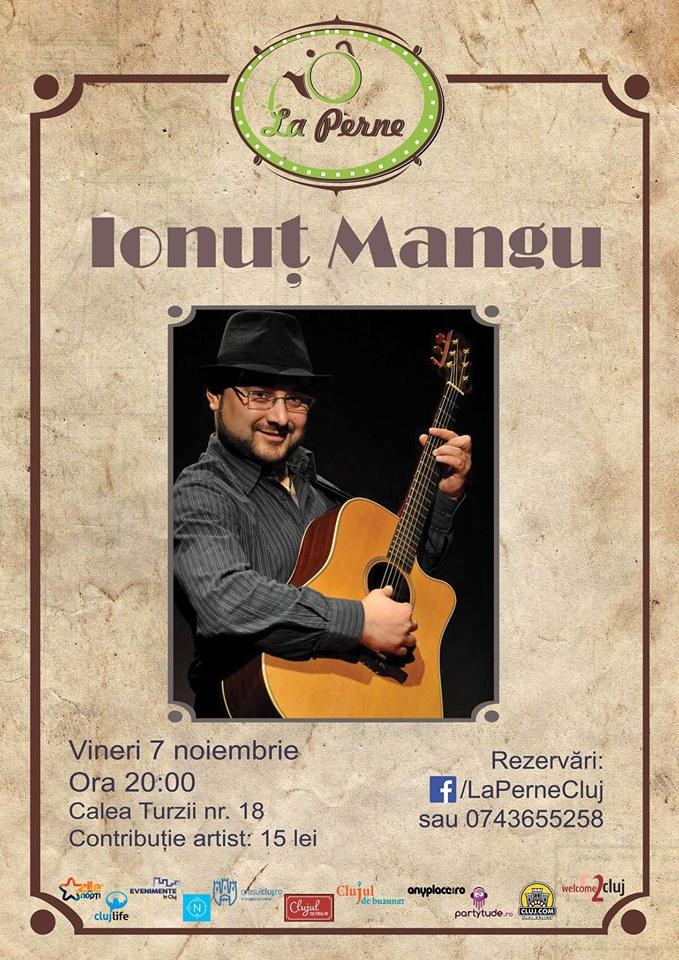 Ionut Mangu @ La Perne