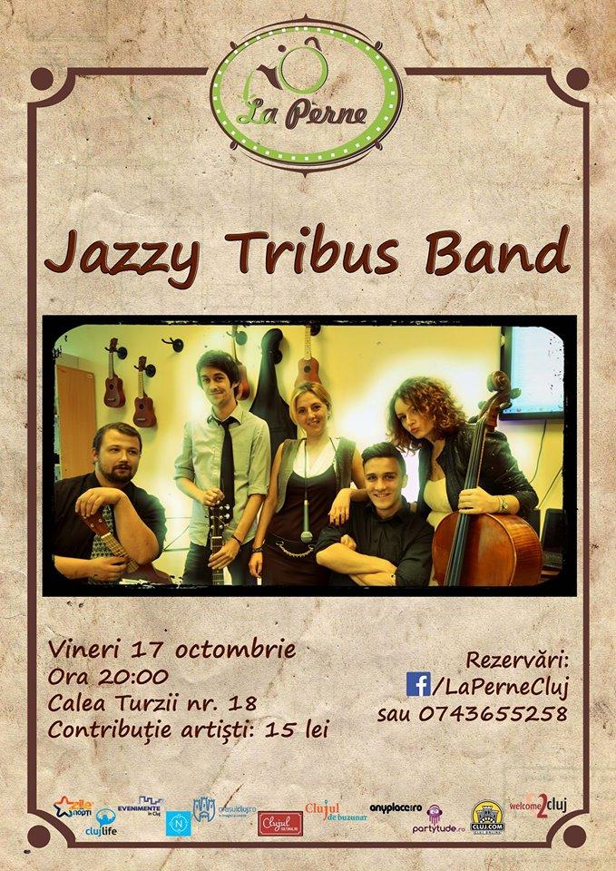 Jazzy Tribus Band @ La Perne