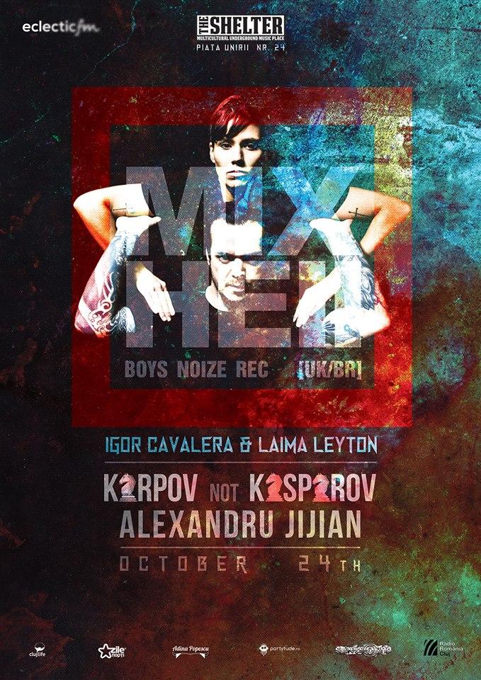 Mixhell / Karpov Not Kasparov / Alexandru Jijian