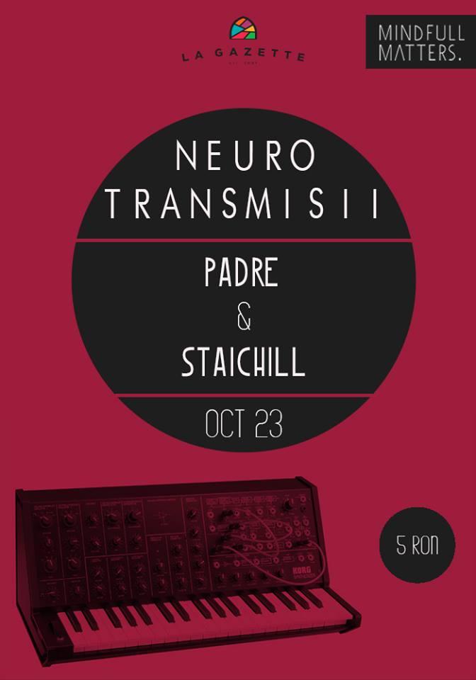 Neurotransmisii @ La Gazette