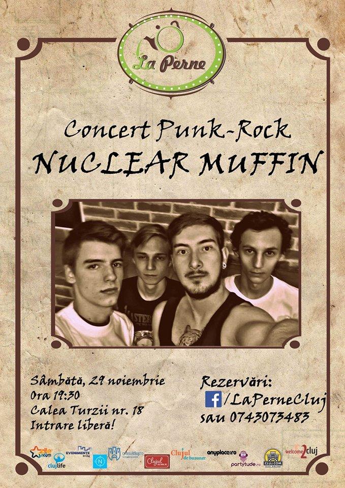 Nuclear Muffin @ La Perne