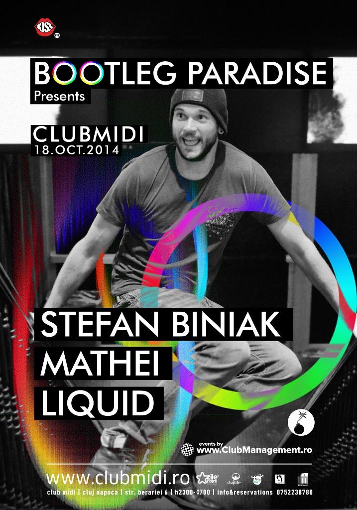 Stefan Biniak @ Club Midi
