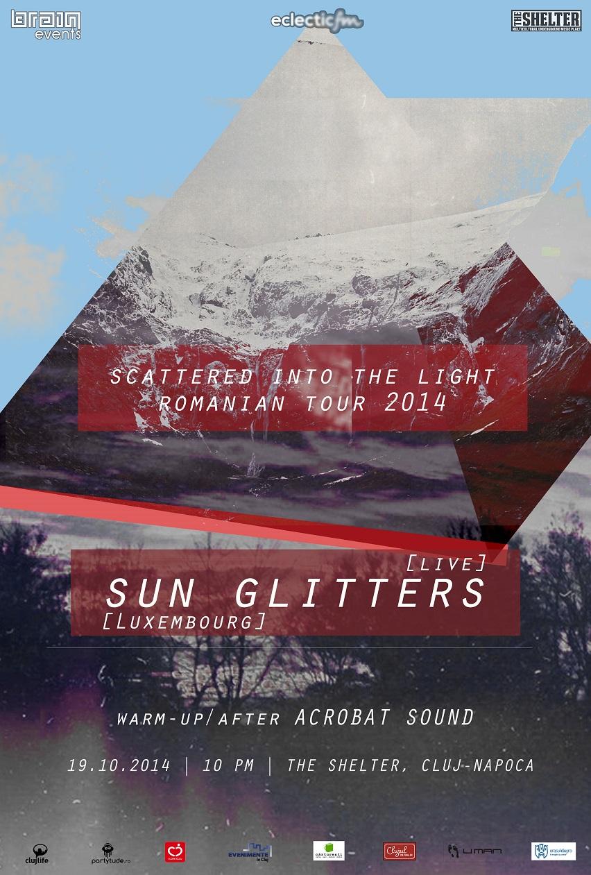 Sun Glitters @ The Shelter