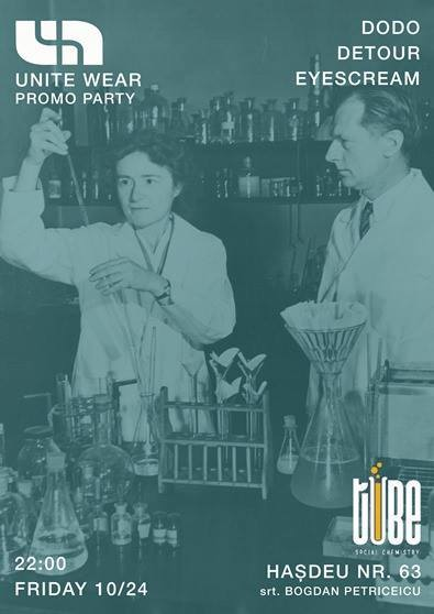 Unite Wear Promo Party @ Tube – Social Chemistry