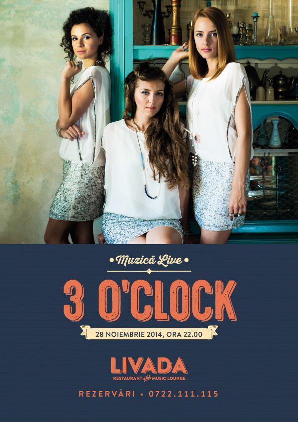 3 O'Clock @ Restaurant Livada