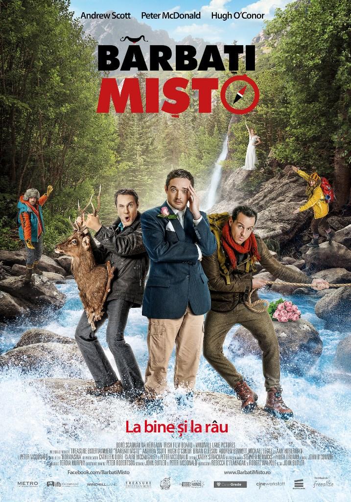 Bărbați mișto – cea mai mișto comedie a anului, de vineri în cinematografe