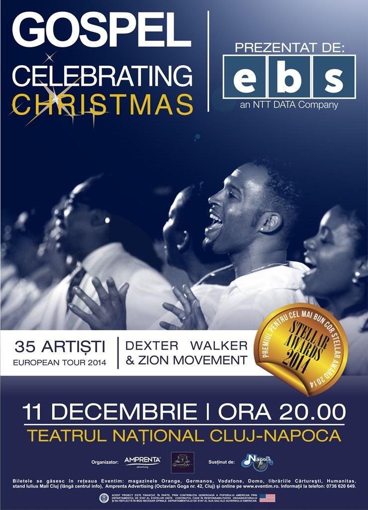 Dexter Walker & Zion Movement @ Teatrul National Cluj