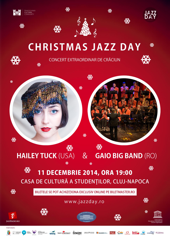 Christmas Jazz Day