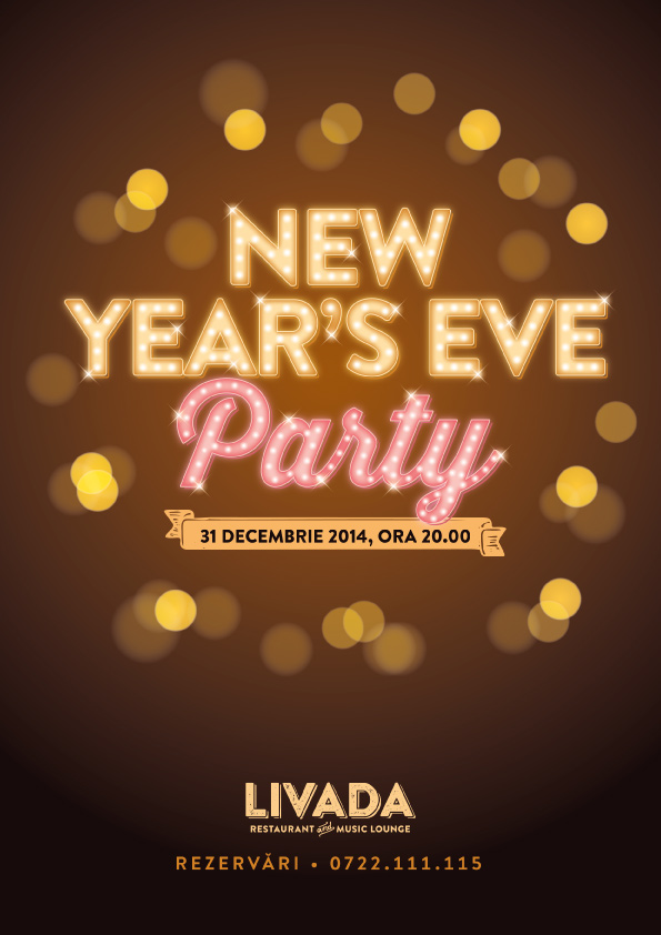 New Year's Eve Party @ Livada