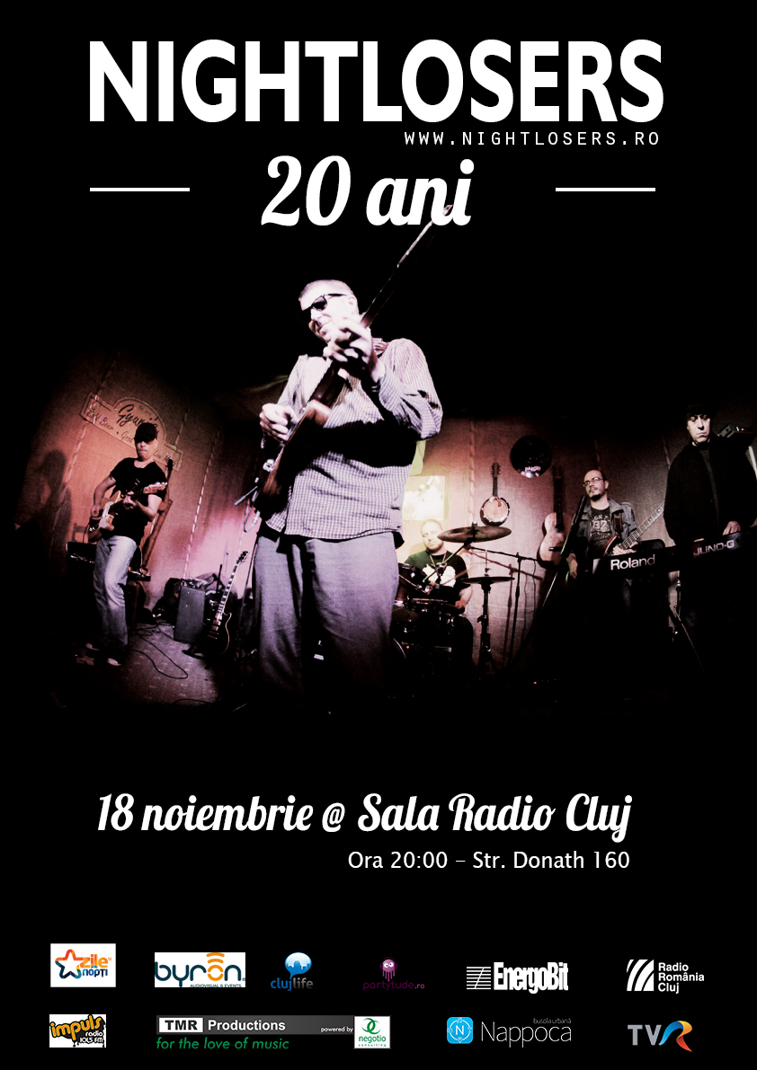 Nightlosers – concert aniversar 20 de ani