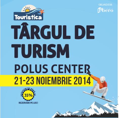 Targul de Turism @ Polus Center
