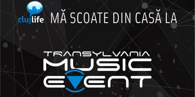 Concurs: 3 abonamente la Transylvania Music Event