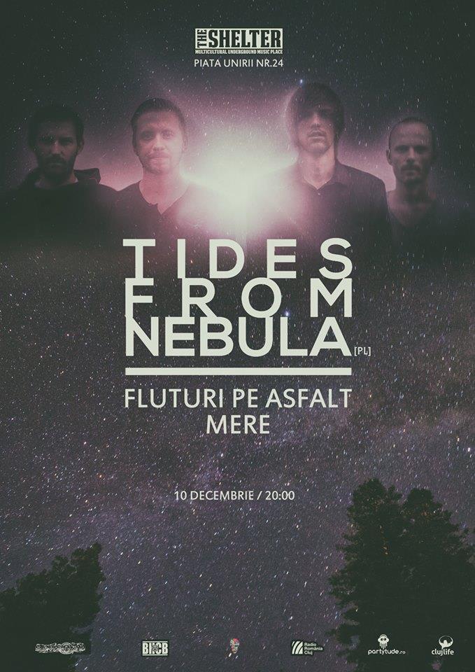 Tides From Nebula @ Piata Unirii 24