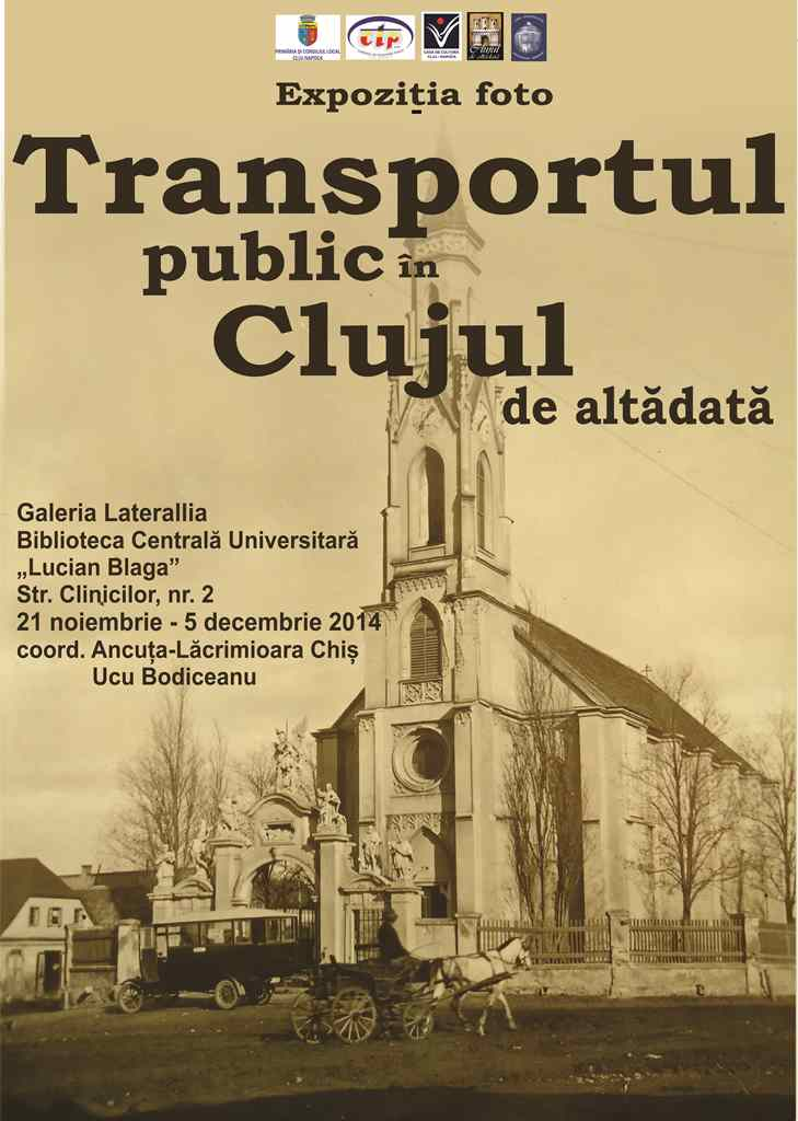 Transportul public in Clujul de altadata