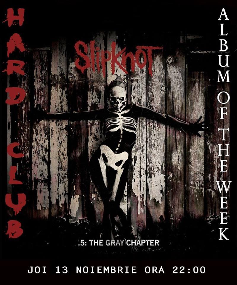 Album of the week @ Hard Club