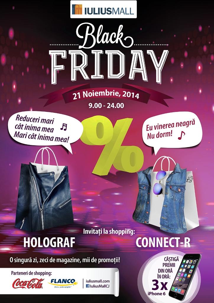 Black Friday @ Iulius Mall