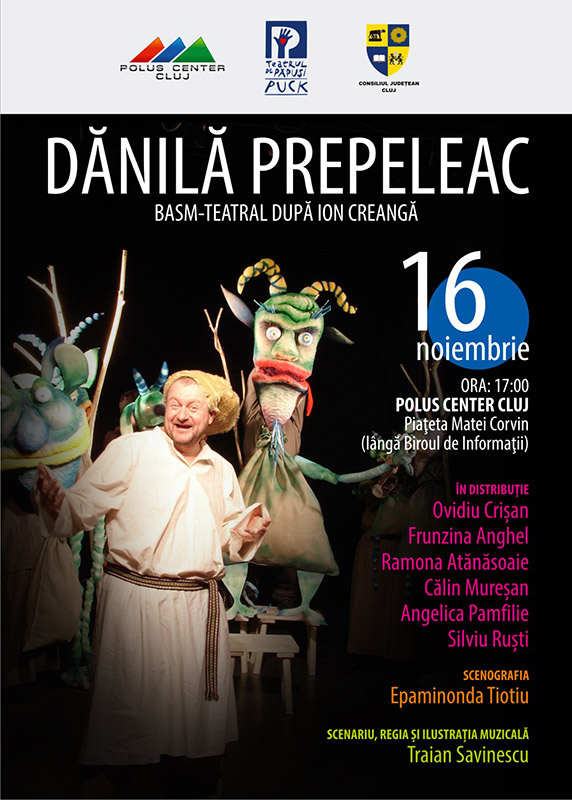 Dănilă Prepeleac @ Polus Center